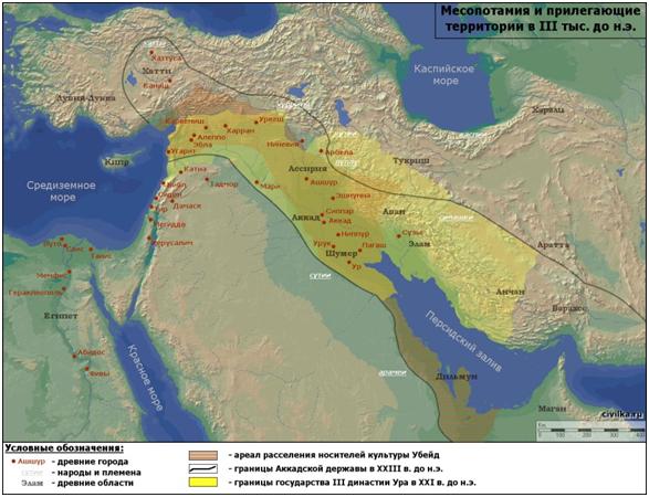 Третья династия Ура